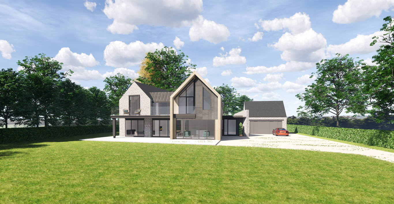 Architect Derby Architectural Services - 4 - Very Stylish House Design Derby