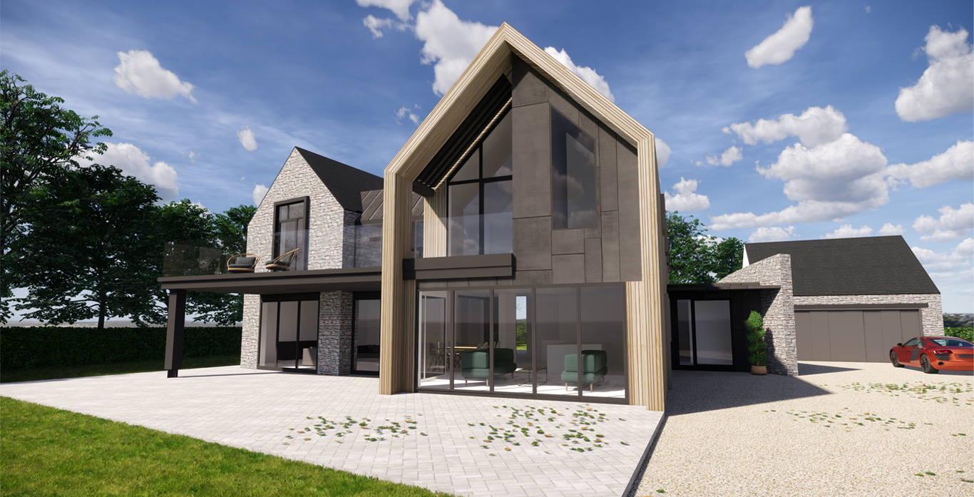 Architect Derby Architectural Services - 6 - House Design Concept