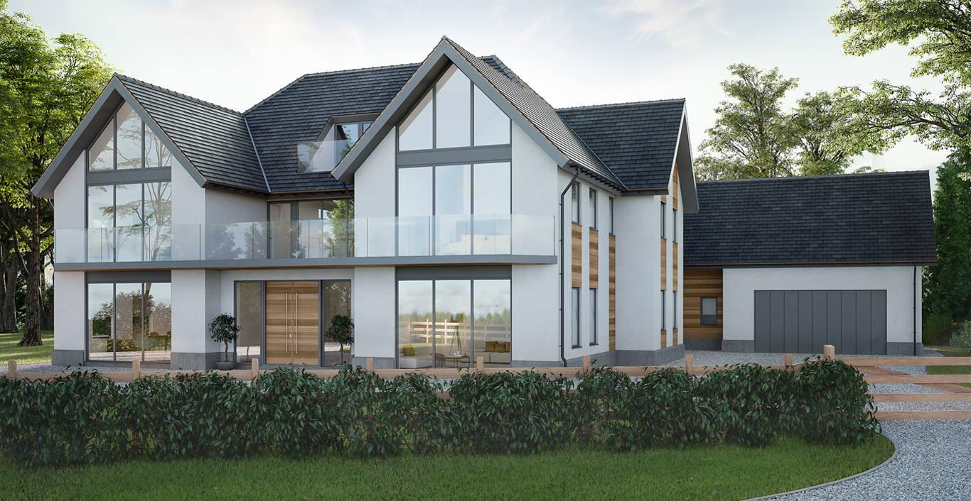 Architect Derby Architectural Services - Hero 2 - Stylish House Design Derby
